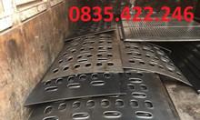 Lưới thép đột lỗ tròn, gia công sản xuất tấm tôn đột lỗ