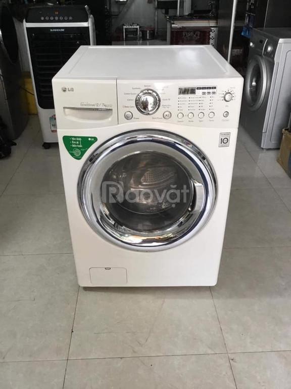Máy giặt lg có sấy khô