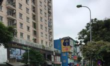 Bán nhà phố Lạc Long Quân, Cầu Giấy - ô tô tránh nhau
