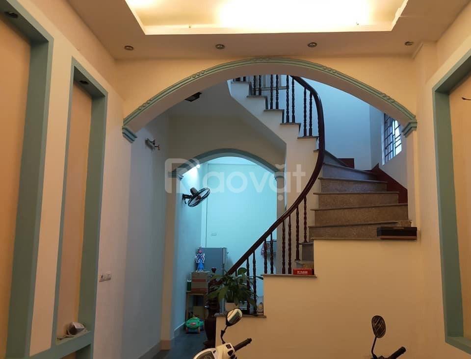 Nhà đẹp Cầu giấy, 36 m2 x 5 tầng