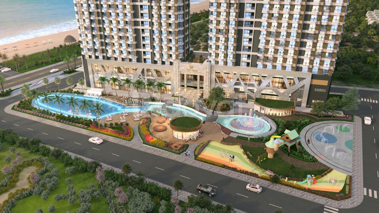 Căn hộ du lịch, biệt thự đẳng cấp tại Resort The Apus Phước Hải