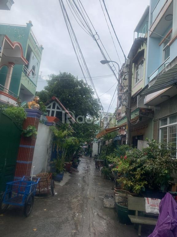 Bán nhà hẻm 86/16 Phạm Văn Chí, phường 7, quận6