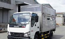 Xe tải Isuzu QKR230 thùng kín, trả trước 100tr nhận xe
