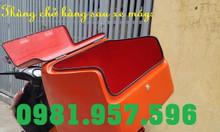 Thùng chở hàng 71 x 64 x 55cm, thùng chở linh kiện điện thoại