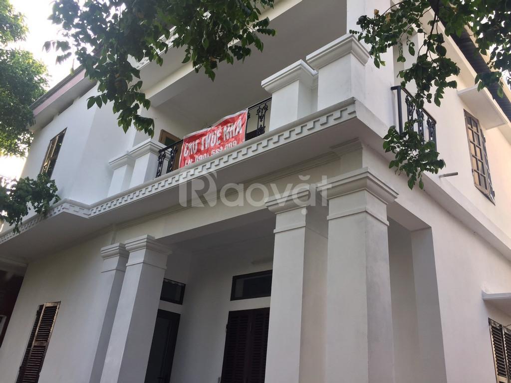 Cho thuê nhà tiện mở văn phòng, hoặc ở, giá tốt ở Hưng Yên