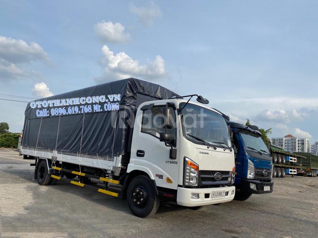 Xe tải Veam 3 tấn 5 thùng dài 6m giá tốt