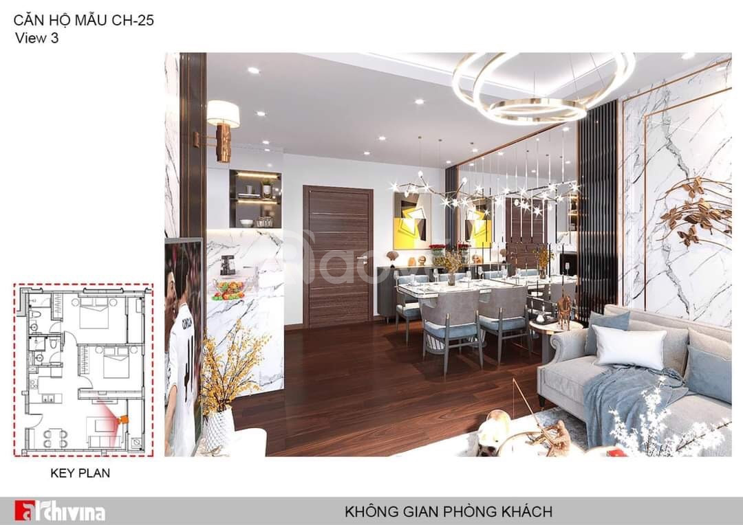 Bán căn hộ chung cư 37 tầng Sở Dầu, Hồng Bàng