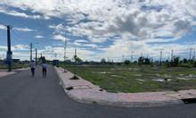 Đất cầu Chợ Trạm 930 triệu, cảng Quốc tế Long An giáp ranh Cần Giuộc.