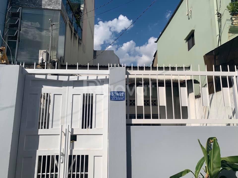 Bán nhà đường Lê Quang Định, phường 01, quận Gò Vấp, TP HCM