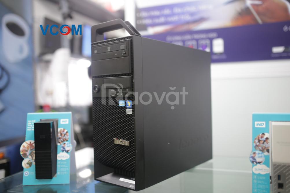 Máy tính Lenovo S30 cpu 8 core VGA Quadro 4GB chuyên đồ họa