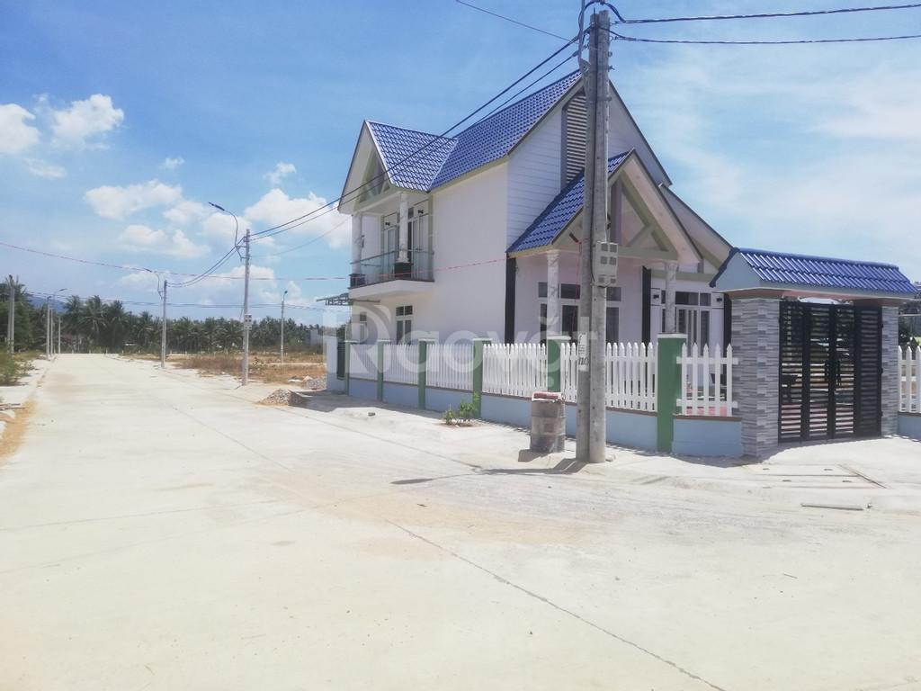 Bán đất sổ đỏ đô thị, KP Tân Thạnh,đối diện Vịnh Xuân Đài chỉ 500tr/lô