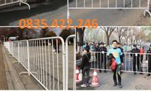 Khung hàng rào di động mạ kẽm khổ 1mx2m, 1,2mx2m giá rẻ toàn quốc