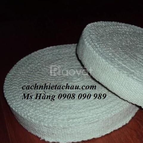 Cuộn vải bảng Ceramic cách nhiệt 1260 độ