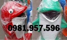 Thùng rác cá chép, thùng rác gốc cây, thùng rác cánh cụt