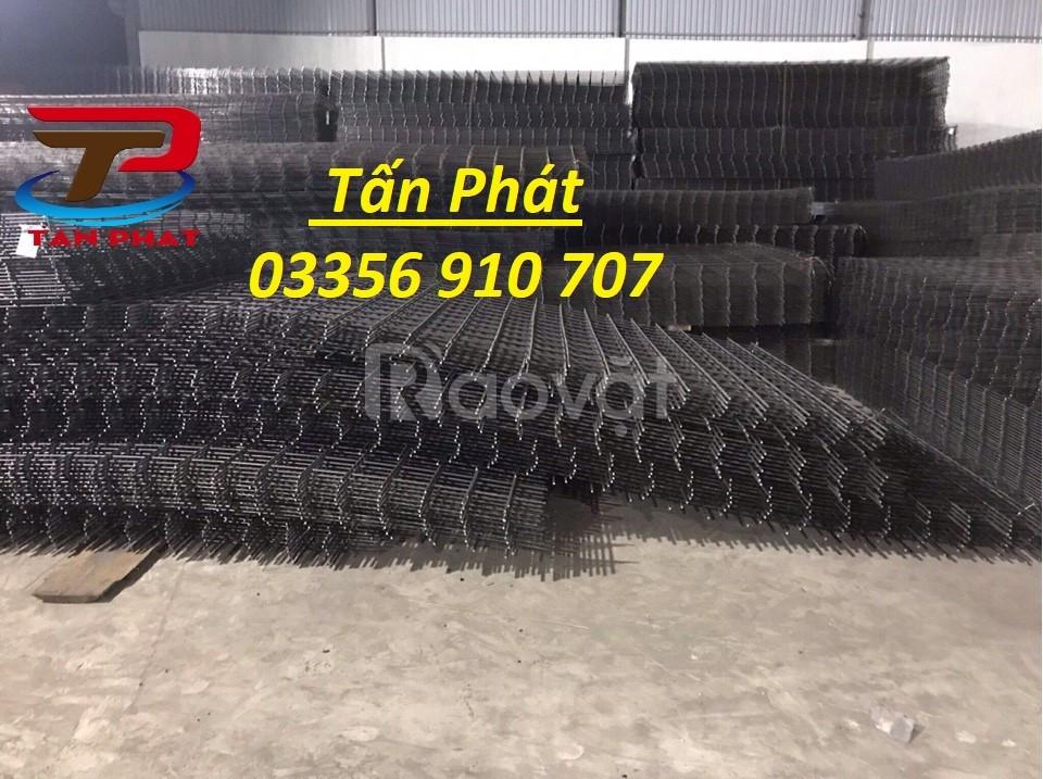 Lưới thép hàn, lưới đổ bê tông, lưới hàn chập, lưới mạ kẽm D2,D3