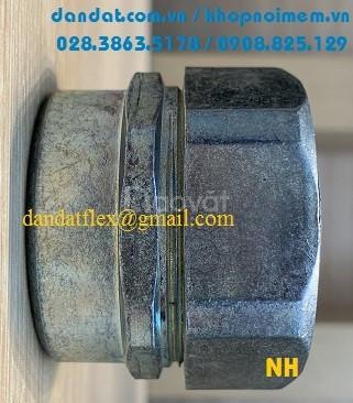 Sản phẩm đầu nối ống thép mềm luồn dây điện và phụ kiện ống ruột gà