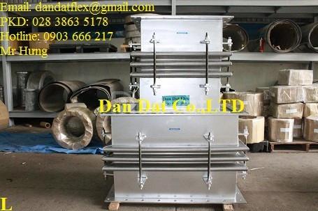 Nhà phân phối khớp nối mềm inox, khớp giãn nở inox, ống mềm inox 304