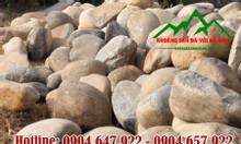 Chuyên cung cấp đá cuội cho các công trình
