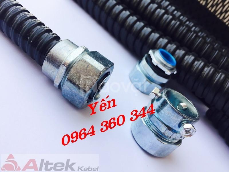 Cung cấp ống ruột gà lõi thép, cáp điều khiển, cáp tín hiệu, phụ kiện
