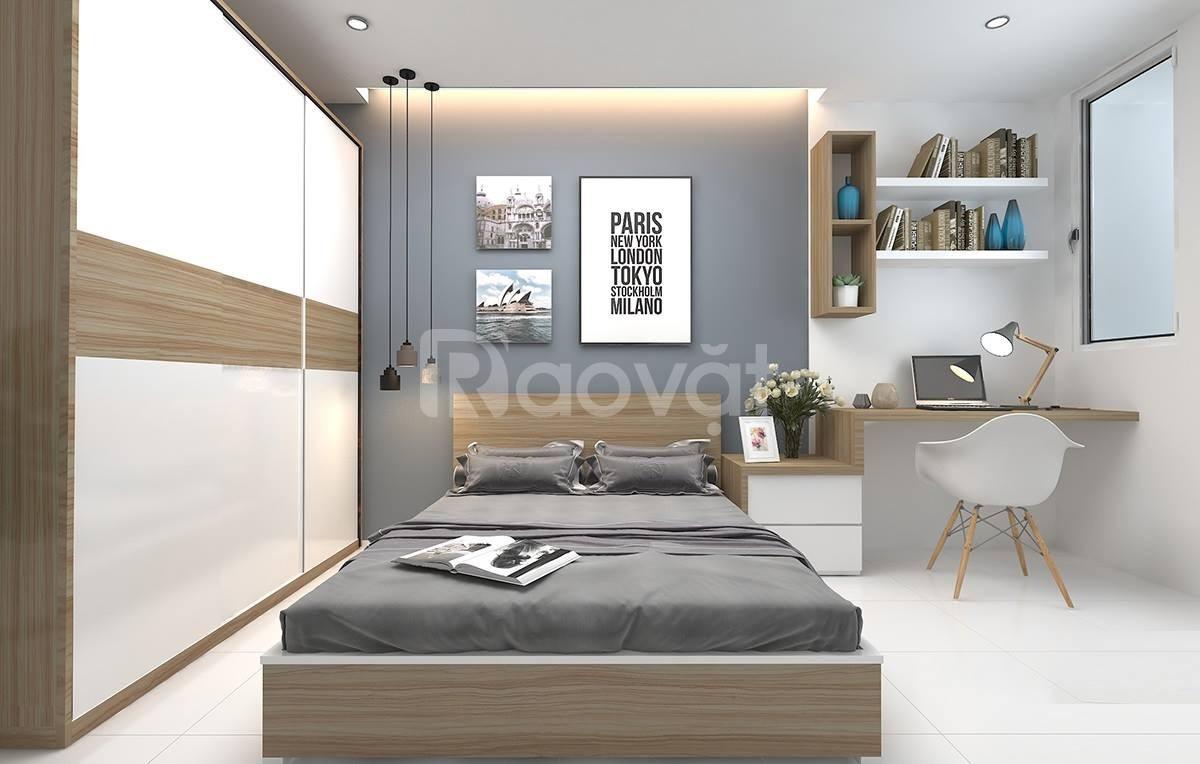 Bộ phòng ngủ hiện đại giá rẻ - nội thất phòng ngủ