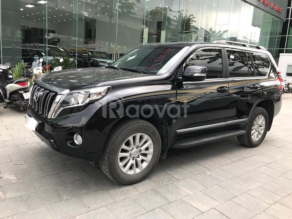 Bán Toyota Prado TXL 2017
