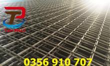 Lưới thép hàn, lưới hàn cuộn, lưới hàn khung, mạ kẽm