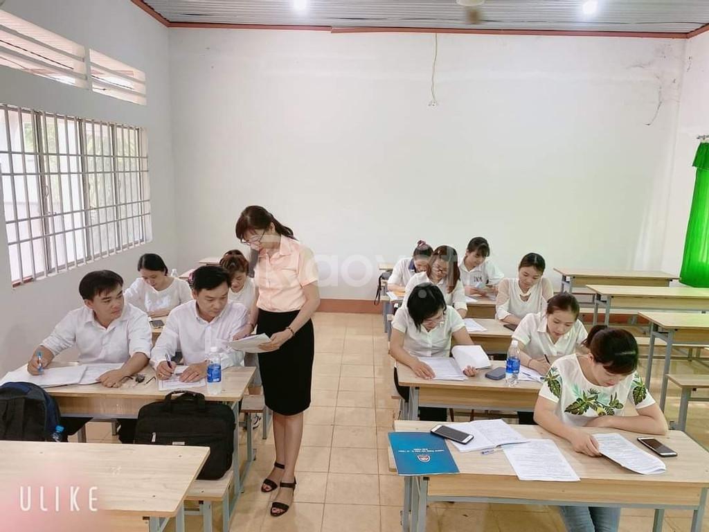 Tuyển sinh lớp chứng chỉ kế toán tại Bình Phước