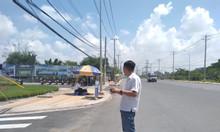 Đất nền mặt tiền Nguyễn Cửu Phú, Tân Tạo, Bình Tân, sổ hồng riêng