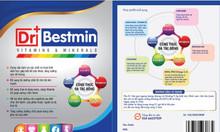 DR BESTMIN Vitamin và dinh dưỡng quan trọng