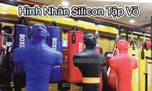 Hình nhân silicon tập võ cao cấp