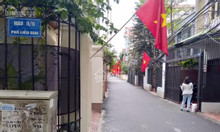 Bán nhà ngõ 462 đường Bưởi, Ba Đình