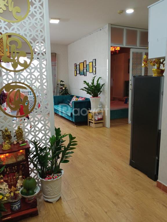 Bán chung cư Tân Mai 1 phòng ngủ full nội thất quận Bình Tân