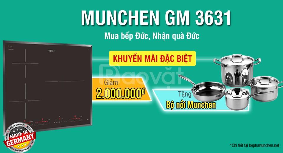 Bếp từ Munchen GM 3631 thời thượng
