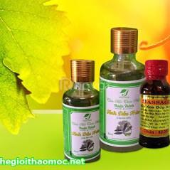 Tinh dầu tràm ngừa cảm mạo, gió máy cho người già, sản phụ, trẻ nhỏ