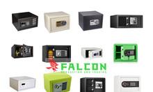 Két sắt mini điện tử khách sạn Falcon giá rẻ