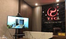 Cho thuê thiết bị hội nghị truyền hình phòng họp trực tuyến