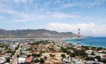 Lô góc 2 mặt tiền, cạnh cảng quốc tế Cà Ná, giá đầu tư