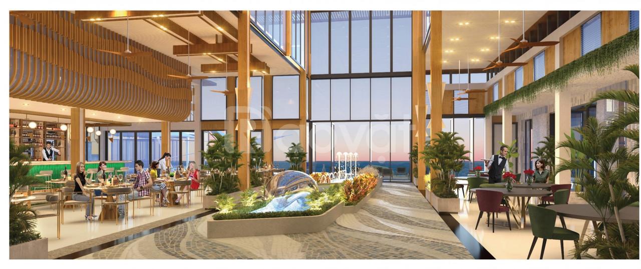 The Apus 1.2tỷ/căn 31m2 full nội thất, nằm ngay khu resort 5* pháp lý