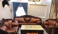 Bọc ghế sofa quận Tân Phú giá rẻ