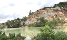 Lô đất gần khu tái định cư Tân Phước 300m