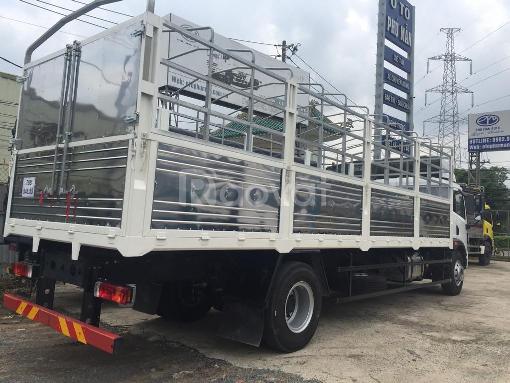 Xe tải 8 tấn giá rẻ, giá xe tải faw 8 tấn thùng dài 8m, khuyến mãi 5tr