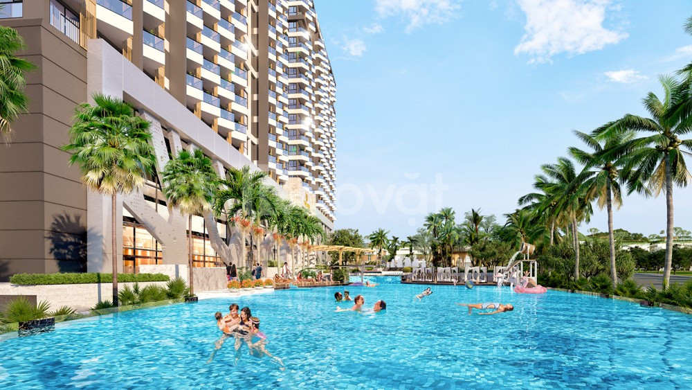 Căn hộ du lịch tại Resort The Apus vị trí tuyệt đẹp, giá tốt