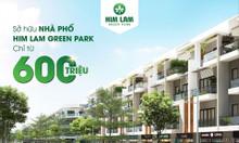 Bán nhà phố liền kề dự án Him Lam Bắc Ninh, giá từ 3 tỷ/căn