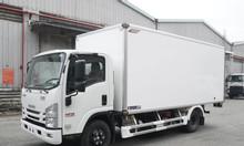 Isuzu NPR400 thùng bảo ôn tải 4T, trả góp 80%
