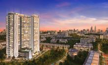 Bán căn hộ tầng thấp 2PN dự án Precia Quận 2, giá gốc, chiết khấu 2%