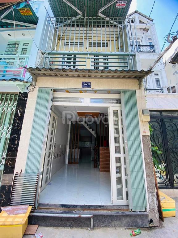 Bán nhà Nguyễn Văn Khối, quận Gò Vấp, giá 2 tỷ 900 triệu