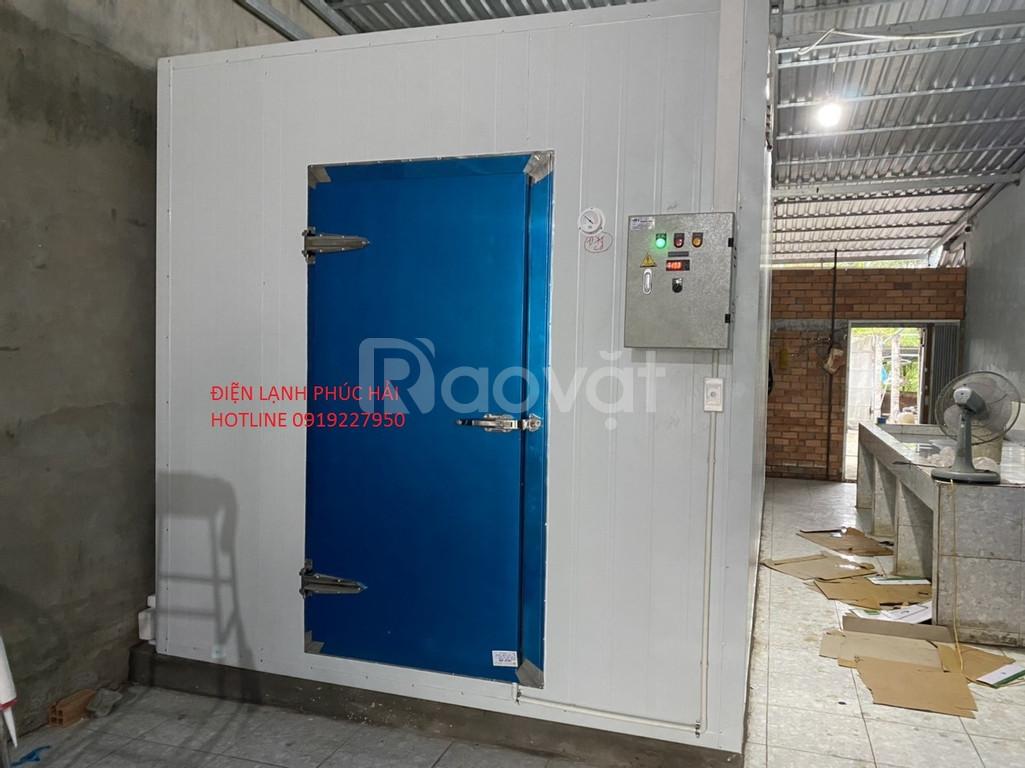 Rao vặt lắp đặt hệ thống kho lạnh bảo quản thực phẩm giá rẻ