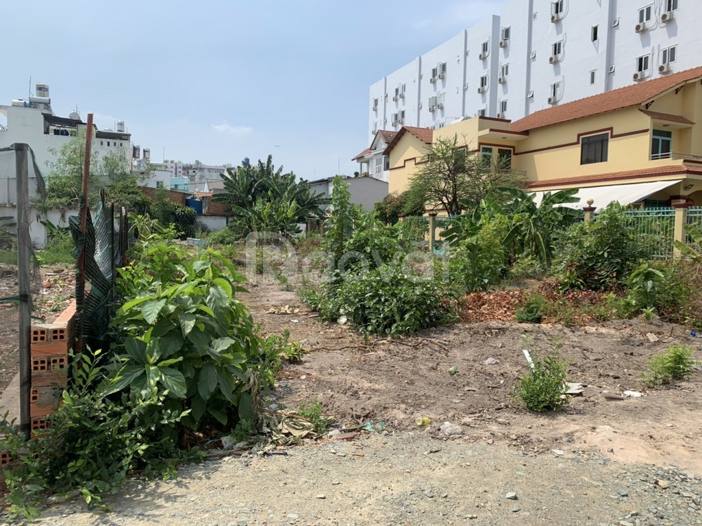 Bán đất đẹp gần đường Nguyễn Văn Quá, Q12, 88m2, SĐCC, giá tốt