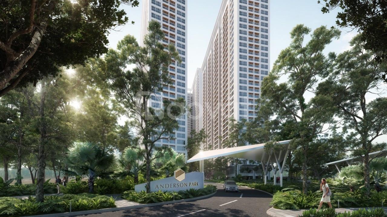 Đầu tư cuối năm 2020 dự án AndersonPark Thuận An booking 50tr/1slot