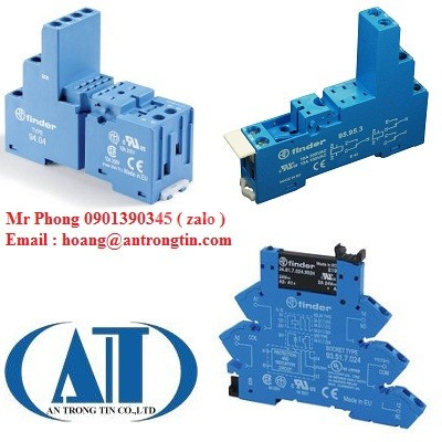 Relay công nghiệp Finder